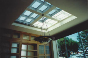 Light Blocks in Ceiling